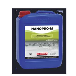 Nanopro-M для защиты мрамора