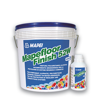 MAPEFLOOR FINISH 52W/B